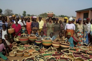Baba Tree basket makers